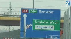 A4 Kraków-Szarów otwarta