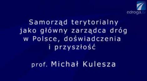 Główni zarządcy dróg cz.I