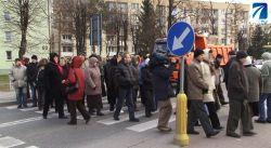 Hałas w Limanowej