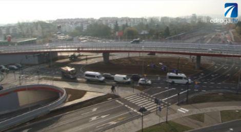 Największe krakowskie skrzyżowanie