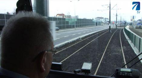 Nowa linia tramwajowa w Krakowie cz. I