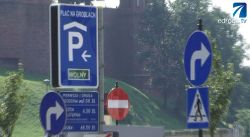 Parking podziemny pod Wawelem cz. I