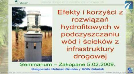 Podczyszczanie wód i ścieków cz. II