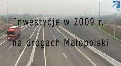Rok inwestycji w Małopolsce